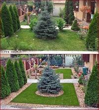 ilyen volt, ilyen lett sd kert, kertépítés