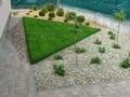 Háromszög kert