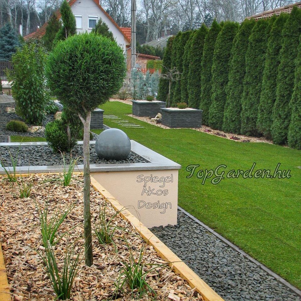 Új kerti képek